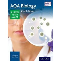 Aqa Biology As Student Book by Glenn Toole Paperback Used cover