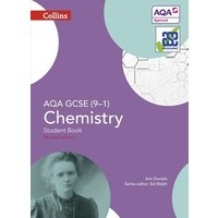 Aqa Gcse 9-1 Chemistry Student Book by Ann Daniels Paperback Used cover