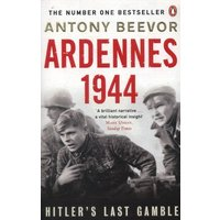 Ardennes 1944 by Antony Beevor Paperback Used cover