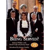 Are You Being Served? by David Croft Hardback Used cover