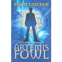 Artemis Fowl by Eoin Colfer Paperback Used cover