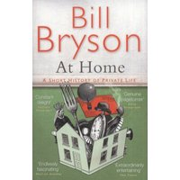 At Home by Bill Bryson Paperback Used cover