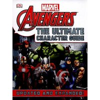 Avengers by Alan Cowsill Hardback Used cover