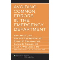 Avoiding Common Errors in the Emergency Department by Amal Mattu Book Used cover
