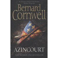 Azincourt by Bernard Cornwell Paperback Used cover