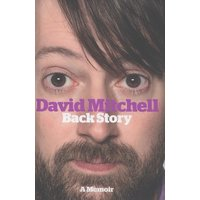 Back Story by David Mitchell Hardback Used cover