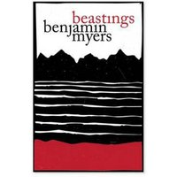 Beastings by Benjamin Myers Paperback Used cover