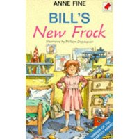 Bills New Frock by Anne Fine Paperback Used cover