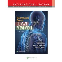 Biomechanical Basis of Human Movement by Joseph Hamill Hardback Used cover