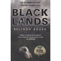 Blacklands by Belinda Bauer Paperback Used cover