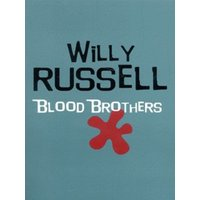 Blood Brothers by Willy Russell Paperback Used cover