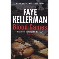 Blood Games by Faye Kellerman Paperback Used cover
