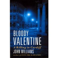 Bloody Valentine by John Williams Book Used cover