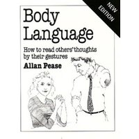 Body Language by Allan Pease & John Chandler Paperback Used cover