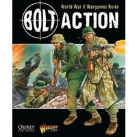 Bolt Action by Warlord Games Hardback Used cover