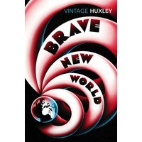 Brave New World by Aldous Huxley Paperback Used cover