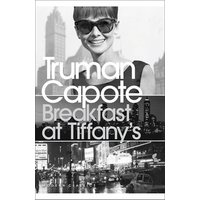 Breakfast at Tiffanys by Truman Capote Paperback Used cover