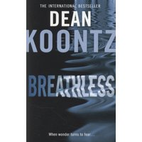 Breathless by Dean Koontz Paperback Used cover