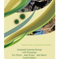Campbell Essential Biology with Physiology by Eric J. Simon Book Used cover