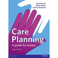 Care Planning by Benita Wilson Book Used cover