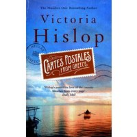 Cartes Postales from Greece by Victoria Hislop Book Used cover