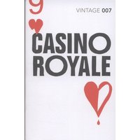 Casino Royale by Ian Fleming Paperback Used cover