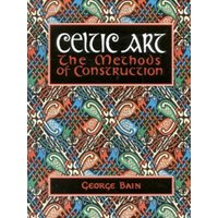 Celtic Art by George Bain Paperback Used cover