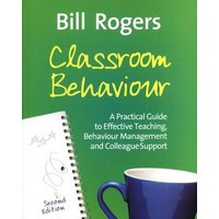 Classroom Behaviour by Bill Rogers Paperback Used cover