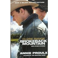 Close Range by Annie Proulx Paperback Used cover