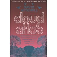 Cloud Atlas by David Mitchell Paperback Used cover