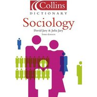 Collins Dictionary Sociology by David Jary Book Used cover