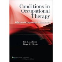Conditions in Occupational Therapy by Ben Atchison Paperback Used cover
