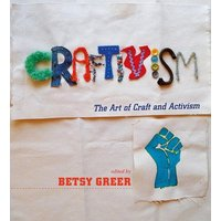 Craftivism by Betsy Greer Book Used cover