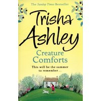 Creature Comforts by Trisha Ashley Paperback Used cover