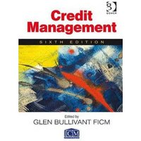 Credit Management by Glen Bullivant Book Used cover