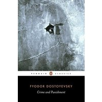 Crime and Punishment by Fyodor Dostoyevsky Paperback Used cover