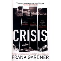 Crisis by Frank Gardner Paperback Used cover