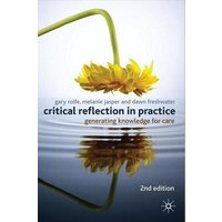 Critical Reflection in Practice by Gary Rolfe Book Used cover
