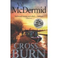 Cross and Burn by Val Mcdermid Paperback Used cover