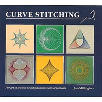Curve Stitching by Jon Millington Paperback Used cover