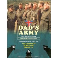Dads Army by David Croft Hardback Used cover