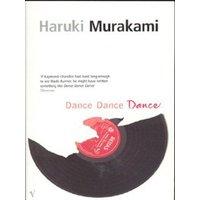 Dance Dance Dance by Haruki Murakami Paperback Used cover