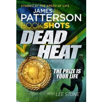 Dead Heat by James Patterson Paperback Used cover