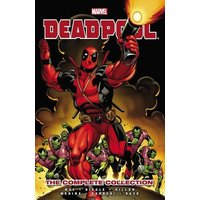 Deadpool by Andy Diggle Paperback Used cover