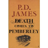 Death Comes to Pemberley by P. D. James Hardback Used cover