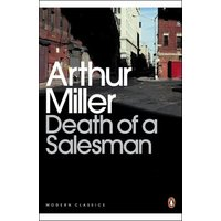 Death of a Salesman by Arthur Miller Paperback Used cover
