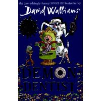 Demon Dentist by David Walliams Paperback Used cover