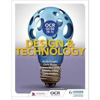 Design and Technology by Andy Knight Book Used cover