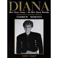 Diana by Andrew Morton Hardback Used cover