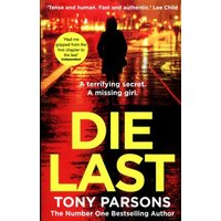Die Last by Tony Parsons Book Used cover
